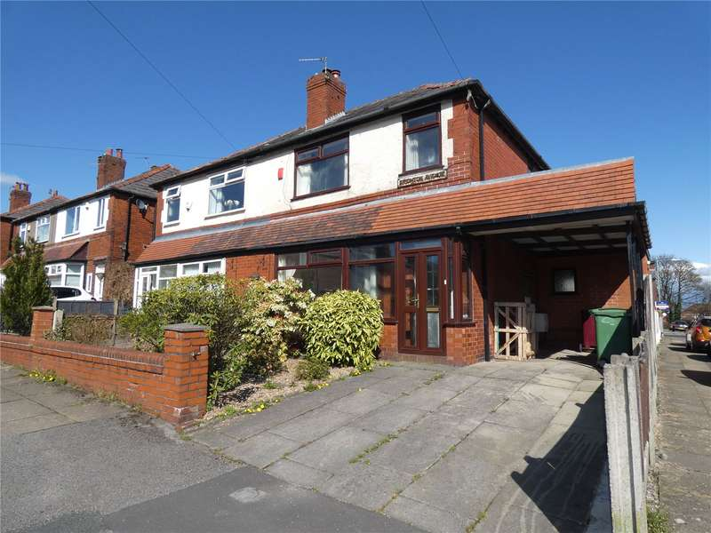 3 Bedrooms Semi Detached House for sale in Brighton Avenue, Bolton, BL1