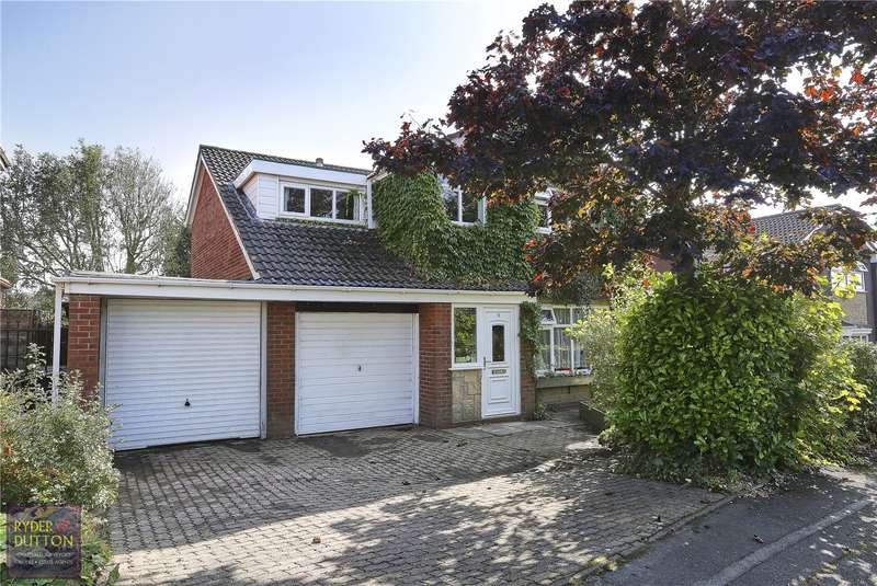 4 Bedrooms Detached House for sale in Dukes Platting, Ashton-under-Lyne, Greater Manchester, OL6