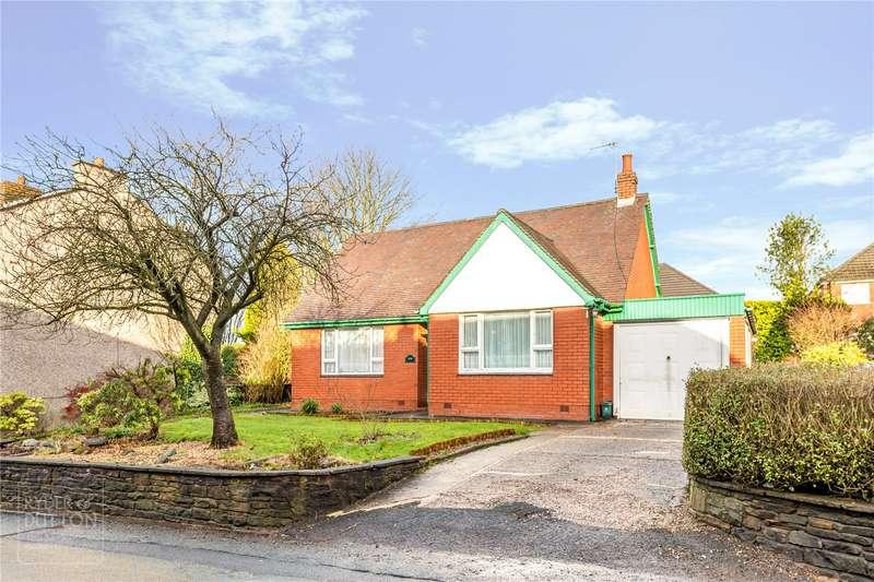 3 Bedrooms Detached House for sale in Sholver Lane, Moorside, Oldham, Greater Manchester, OL1