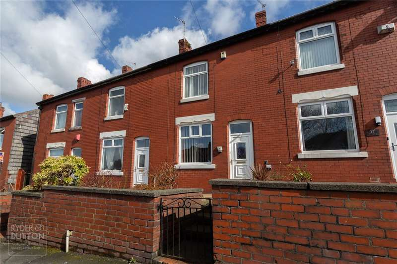 3 Bedrooms Terraced House for sale in Prospect Street, Heywood, OL10