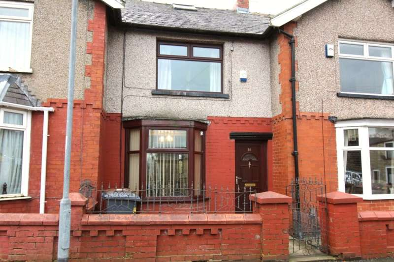 2 Bedrooms Terraced House for sale in Woodlands Road, Nelson, BB9