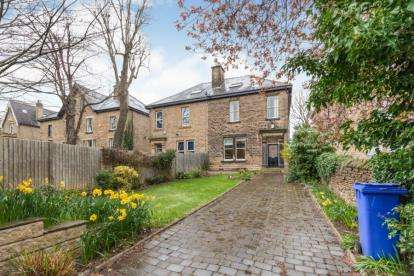 5 Bedrooms Semi Detached House for sale in Broomgrove Road, Sheffield, South Yorkshire