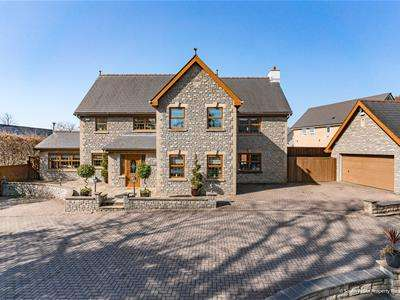 6 Bedrooms Detached House for sale in Lanelay Court, Talbot Green, Pontyclun