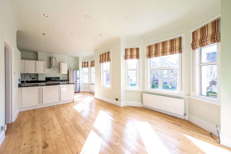 4 Bedrooms Maisonette Flat for sale in Cromwell Road, Wimbledon, SW19