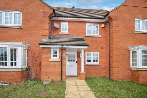 3 Bedrooms Terraced House for sale in Hunter Close, Shortstown, Bedford