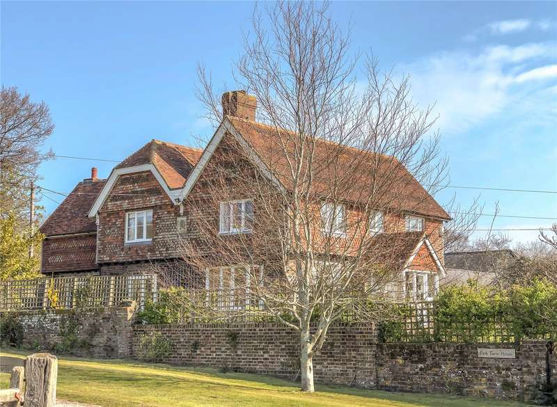5 Bedrooms Detached House for sale in Junction Road, Bodiam