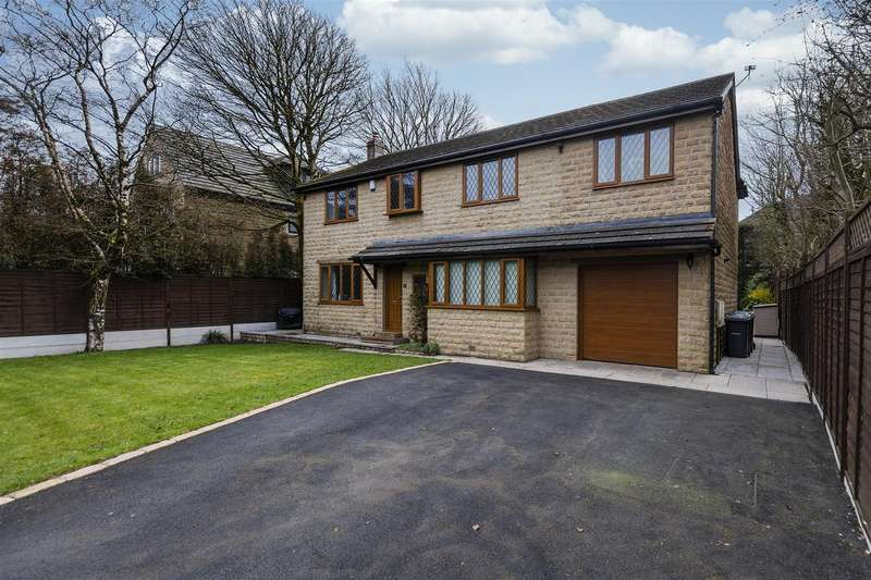 5 Bedrooms Detached House for sale in South View, Mountain, Queensbury