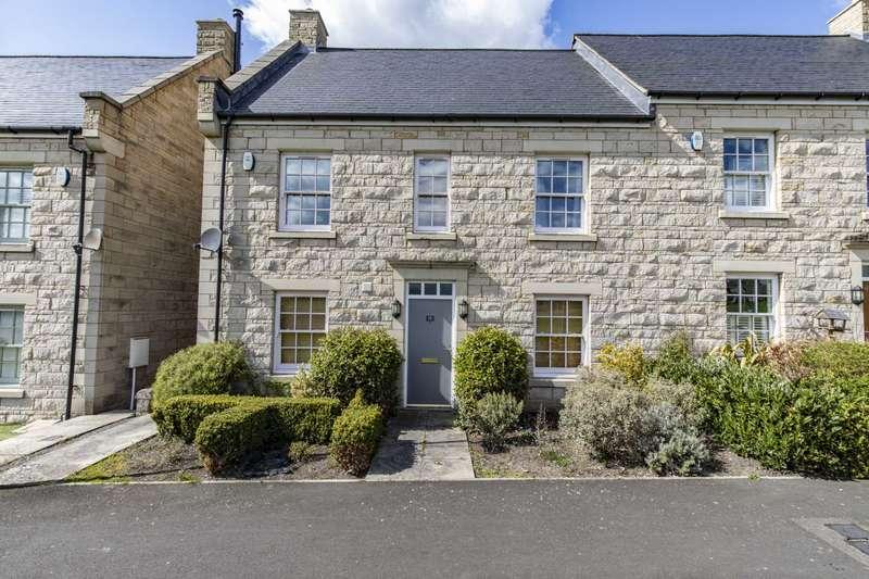 5 Bedrooms Semi Detached House for sale in Chains Drive, Corbridge