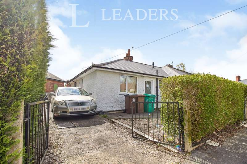 3 Bedrooms Semi Detached House for rent in Lexington Gardens, NG5