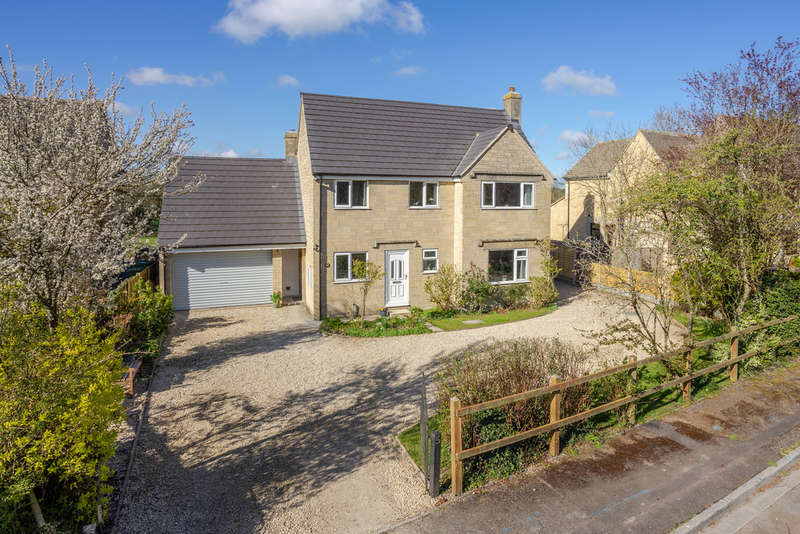 4 Bedrooms Detached House for sale in St. Leonards Close, Upper Minety