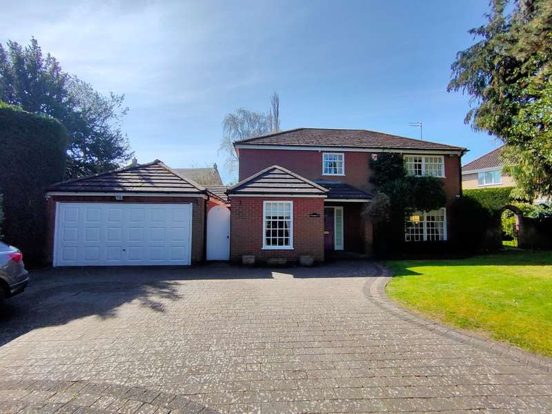 4 Bedrooms Detached House for sale in Station Road, East Leake