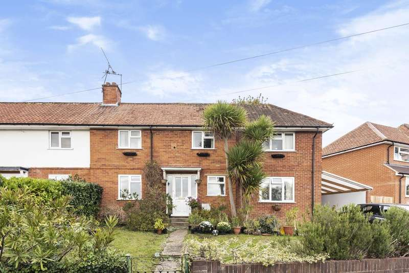 4 Bedrooms End Of Terrace House for sale in Caversham, Reading, RG4