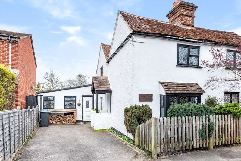 2 Bedrooms Semi Detached House for sale in Maidenhead, Berkshire, SL6