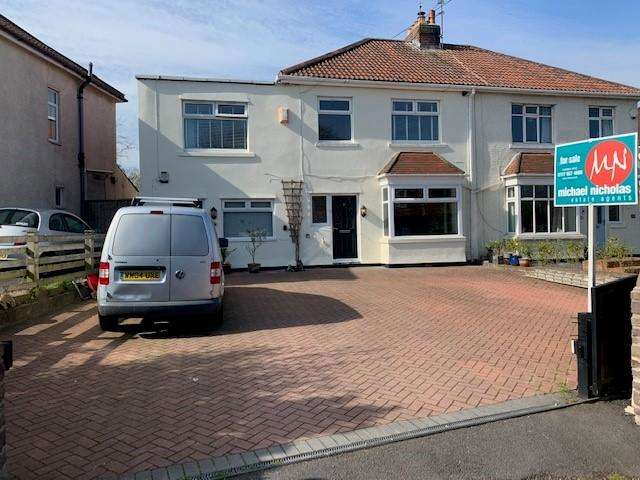 4 Bedrooms House for sale in Croomes Hill, Downend, Bristol, BS16 5EQ