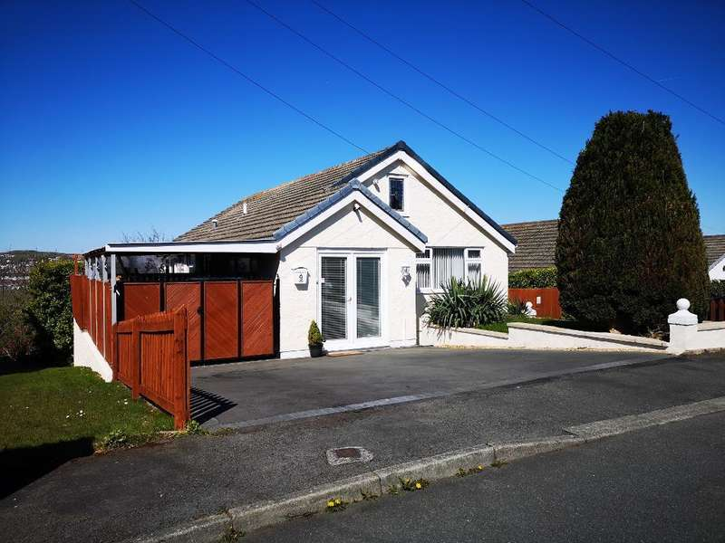 4 Bedrooms Detached House for sale in Cowlyd Close, Rhos On Sea, Colwyn Bay, Conwy, LL28 4UY