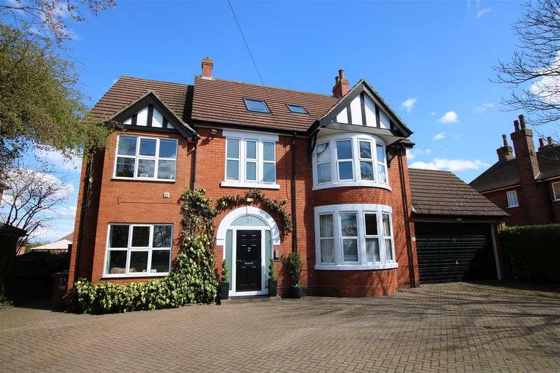 5 Bedrooms Detached House for sale in London Road, Bracebridge Heath, Lincoln