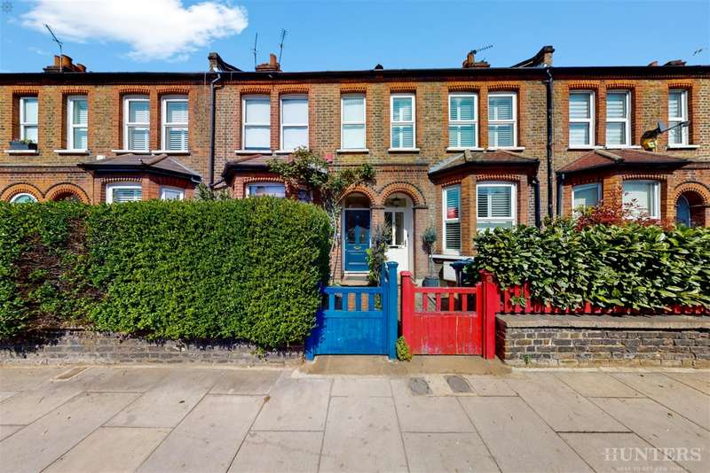 4 Bedrooms Terraced House for sale in Popes Lane , Ealing , W5 4NU