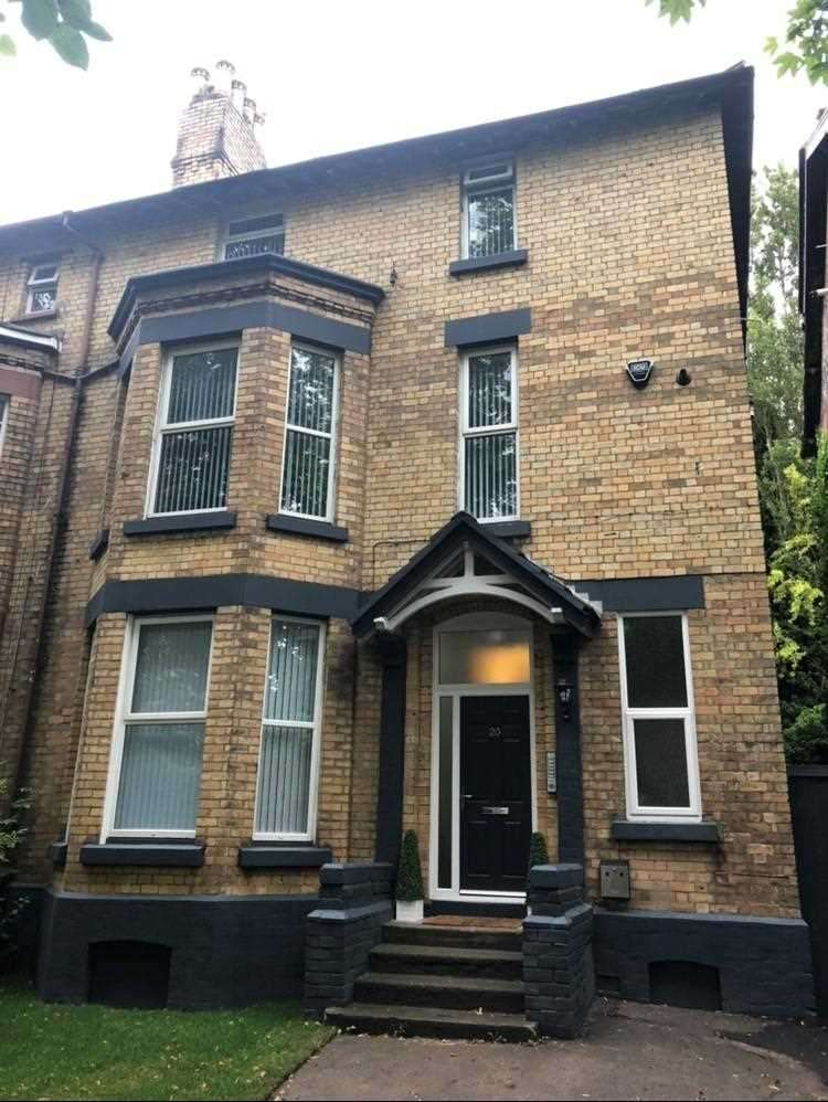 1 Bedroom Apartment Flat for rent in Brompton Ave, Aigburth, Liverpool