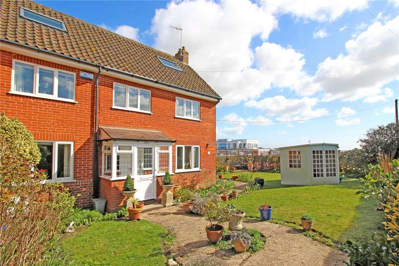4 Bedrooms Semi Detached House for sale in Hotson Road, Southwold, IP18