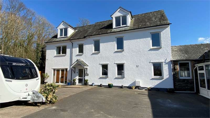 4 Bedrooms Link Detached House for sale in 3 Markholme Cottages, Crosthwaite Road, KESWICK, Cumbria