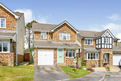 3 Bedrooms Detached House for sale in Bodmin, Cornwall, Uk