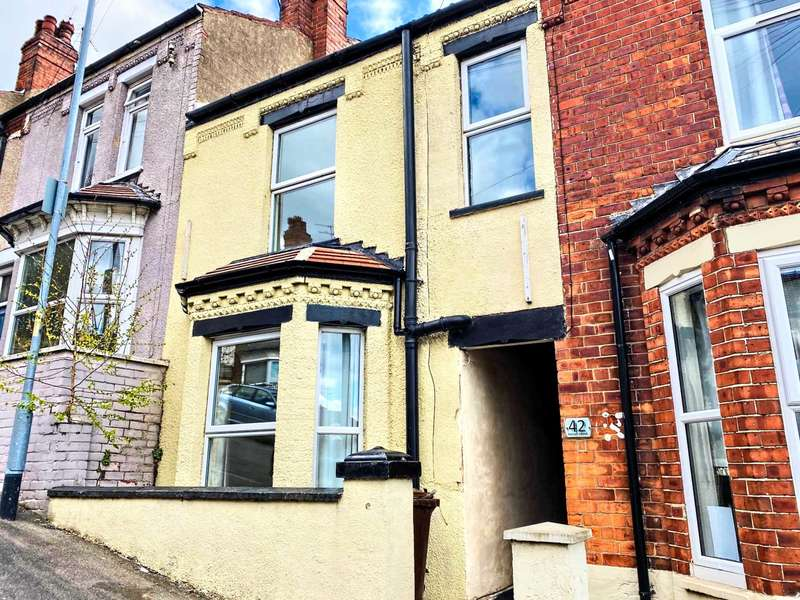 4 Bedrooms Semi Detached House for sale in Horton Street, Lincoln