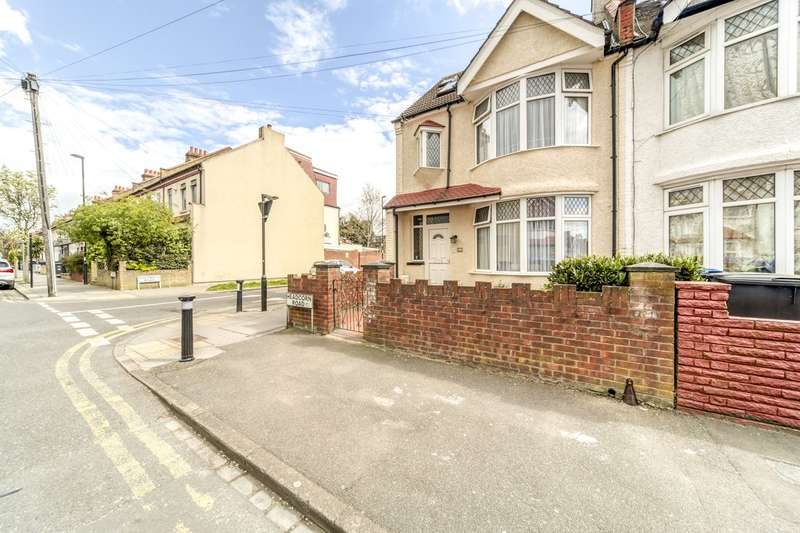 5 Bedrooms End Of Terrace House for sale in Headcorn Road, Thornton Heath, CR7