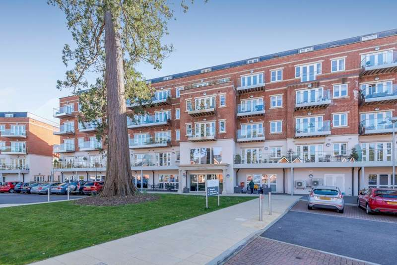 2 Bedrooms Flat for sale in Rise Road, Ascot
