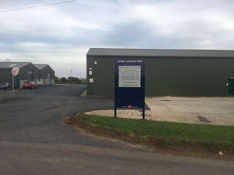 Light Industrial Commercial for rent in Steadfold Lane, Tinwell, Stamford, Steadfold Lane