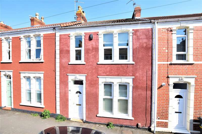 3 Bedrooms Terraced House for sale in Priory Road, Shirehampton, Bristol