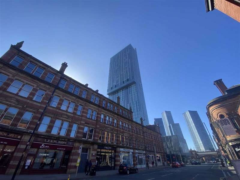 4 Bedrooms Apartment Flat for sale in Beetham Tower, 301 Deansgate, Deansgate