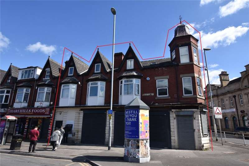 Mixed Use Commercial for sale in 149-153 Harehills Road, Harehills, Leeds, West Yorkshire