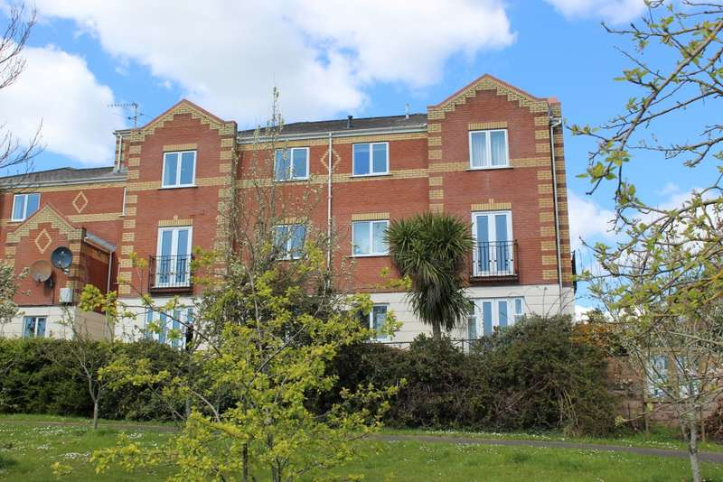 1 Bedroom Apartment Flat for sale in Kingsgate, Exeter