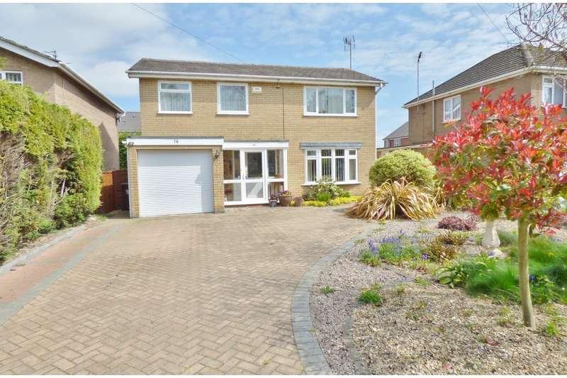 4 Bedrooms Detached House for sale in Apeldoorn Gardens, Spalding, Lincolnshire