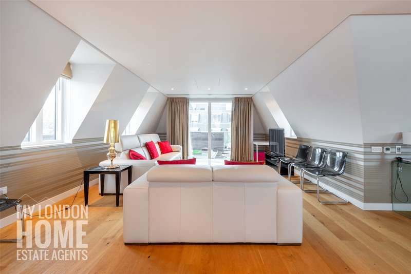 4 Bedrooms Apartment Flat for sale in Great Peter Street, Westminster, SW1P