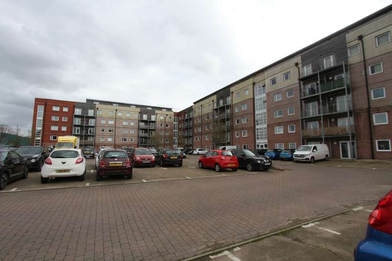2 Bedrooms Property for sale in Apartment Wharfside, Heritage Way, Wigan, WN3 4AW