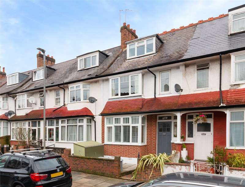 4 Bedrooms Terraced House for sale in Edencourt Road, London, SW16