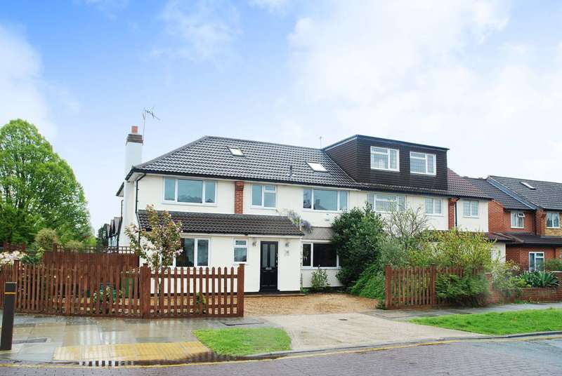 5 Bedrooms House for sale in Windermere Road, Kingston Vale, SW15