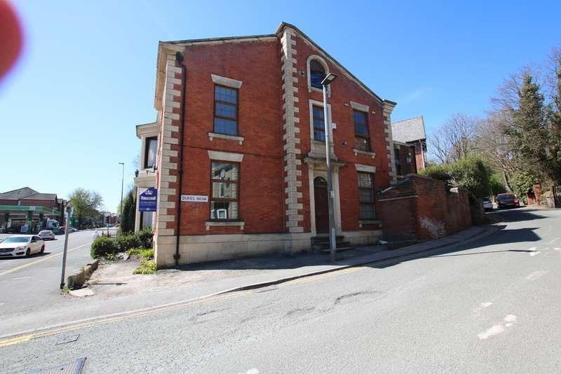 5 Bedrooms Terraced House for sale in Dukes Brow Revidge Blackburn