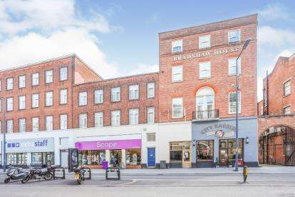 1 Bedroom Flat for sale in Rutland Street, Leicester