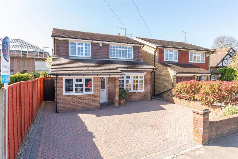 4 Bedrooms Detached House for sale in Portmore Park Road, Weybridge