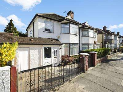 3 Bedrooms Semi Detached House for sale in Dollis Hill Avenue, Dollis Hill