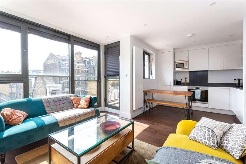 2 Bedrooms Flat for sale in Aden Grove, London, N16
