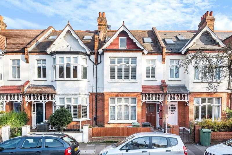 2 Bedrooms Flat for sale in Fernwood Avenue, London, London, SW16