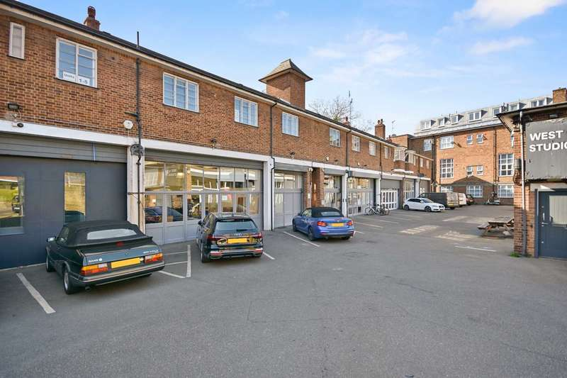 Commercial Property for sale in Askew Crescent, LONDON, W12 9DP