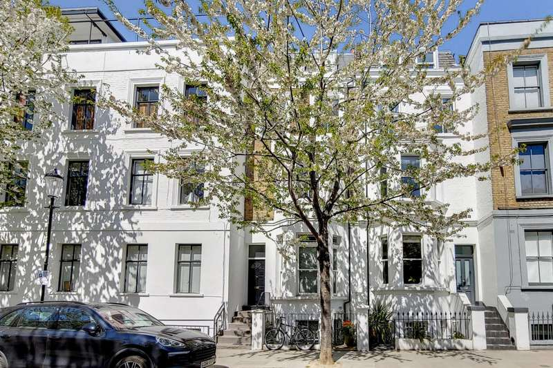 2 Bedrooms Maisonette Flat for sale in Chesterton Road, North Kensington, W10