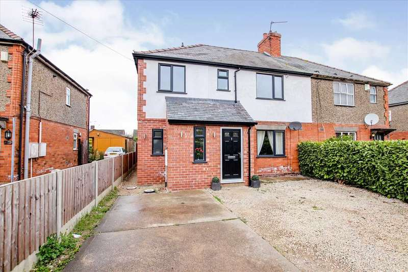 5 Bedrooms Semi Detached House for sale in Station Road, Branston, Lincoln