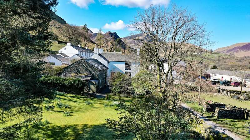 4 Bedrooms Country House Character Property for sale in Newlands, Keswick, CA12