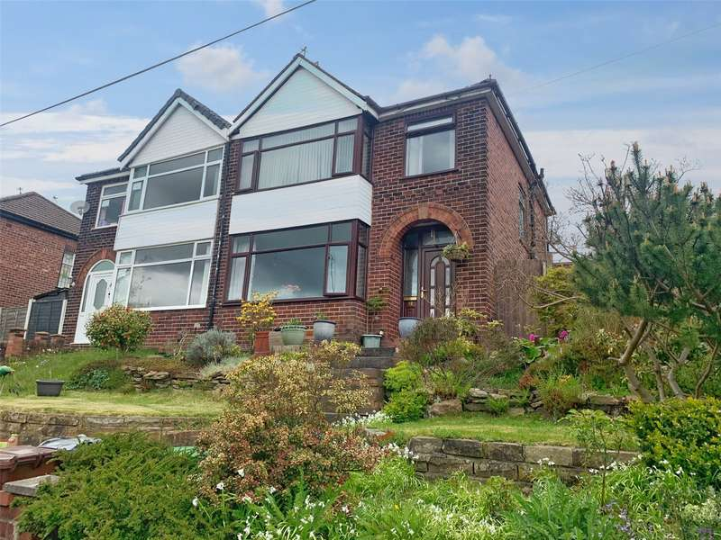 3 Bedrooms Semi Detached House for sale in Buckland Avenue, Blackley/Crumpsall, Manchester, M9