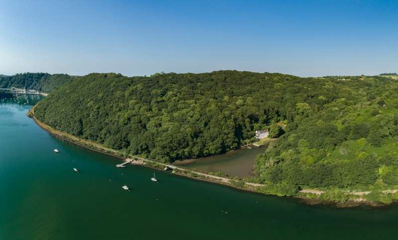 7 Bedrooms Detached House for sale in Golant, Fowey, Cornwall